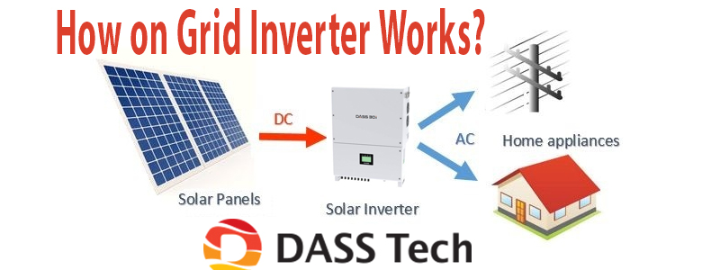 How on Grid Inverter Works